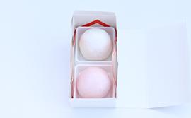 紅白薯蕷饅頭/IMG2663